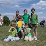 Krajské kolo ZVaS 25.-26.5.2012
