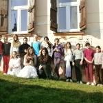 Sovy a Ještěrky - svatba Aragona & Arwen 14.3.2014