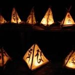 Tábor 2010 - Lampičky