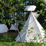 Tábor 2011 - okolí tábořiště