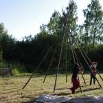 Tábor 2011 - pracčeta