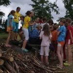 Tábor 2011 - vaření