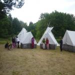 Tábor 2013 - 1. týden